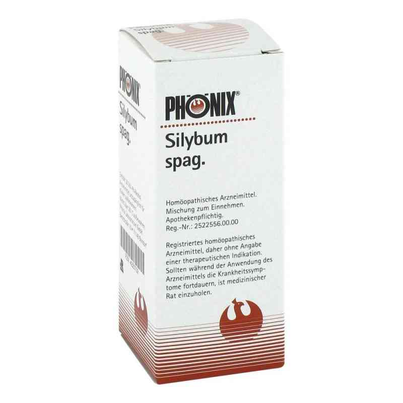 Phönix Silybum spag. Tropfen  bei juvalis.de bestellen