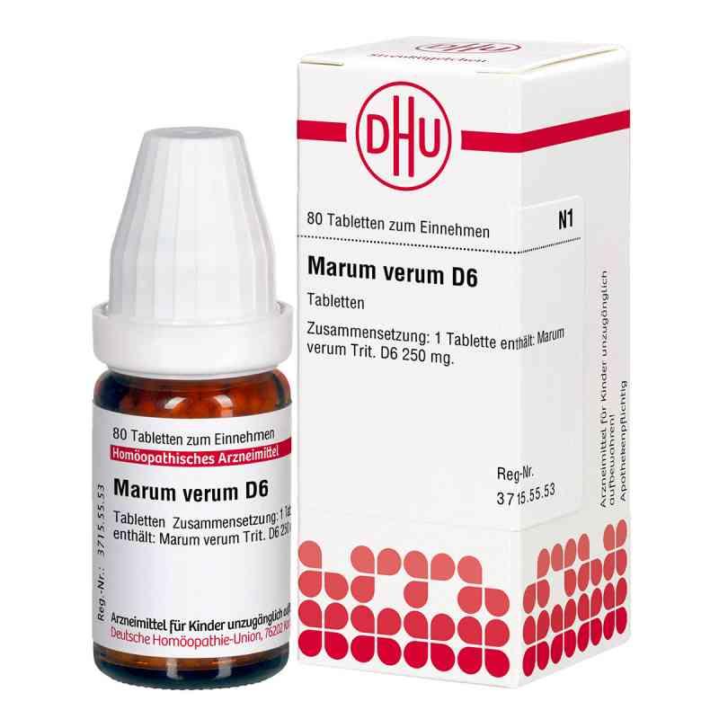 Marum Verum D6 Tabletten  bei juvalis.de bestellen