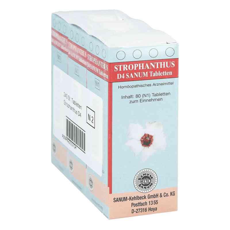 Strophanthus D4 Sanum Tabletten  bei juvalis.de bestellen