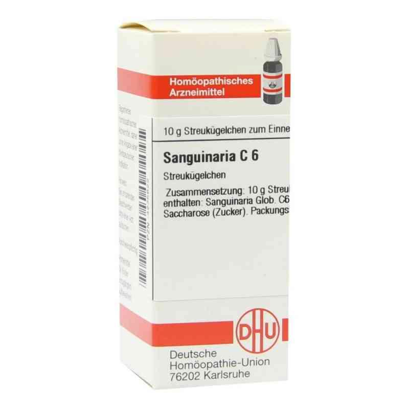 Sanguinaria C 6 Globuli  bei juvalis.de bestellen