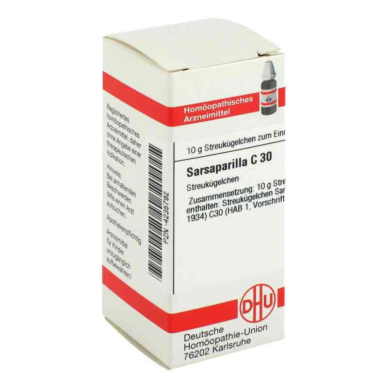 Sarsaparilla C 30 Globuli  bei juvalis.de bestellen