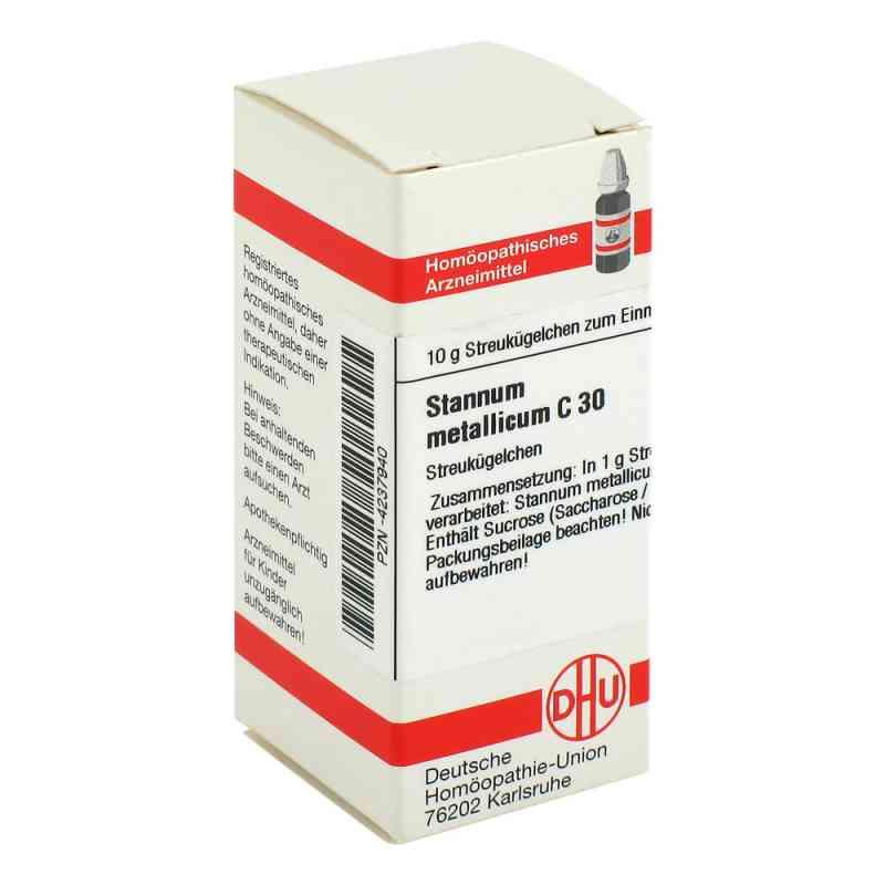 Stannum Met. C 30 Globuli  bei juvalis.de bestellen
