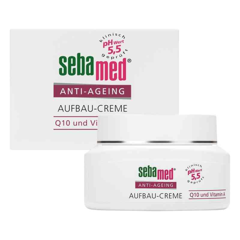 Sebamed Anti Ageing Aufbaucreme Q10 Tiegel  bei juvalis.de bestellen