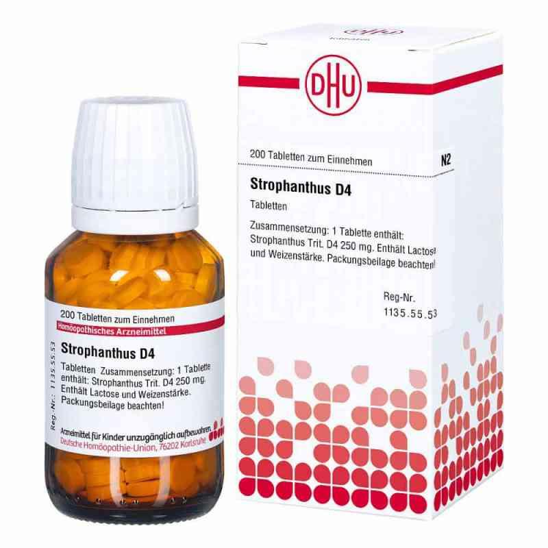 Strophanthus D4 Tabletten  bei juvalis.de bestellen