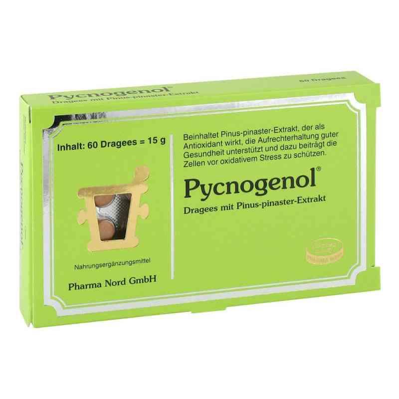 Pycnogenol Kiefernrindenextrakt Dragees  bei juvalis.de bestellen