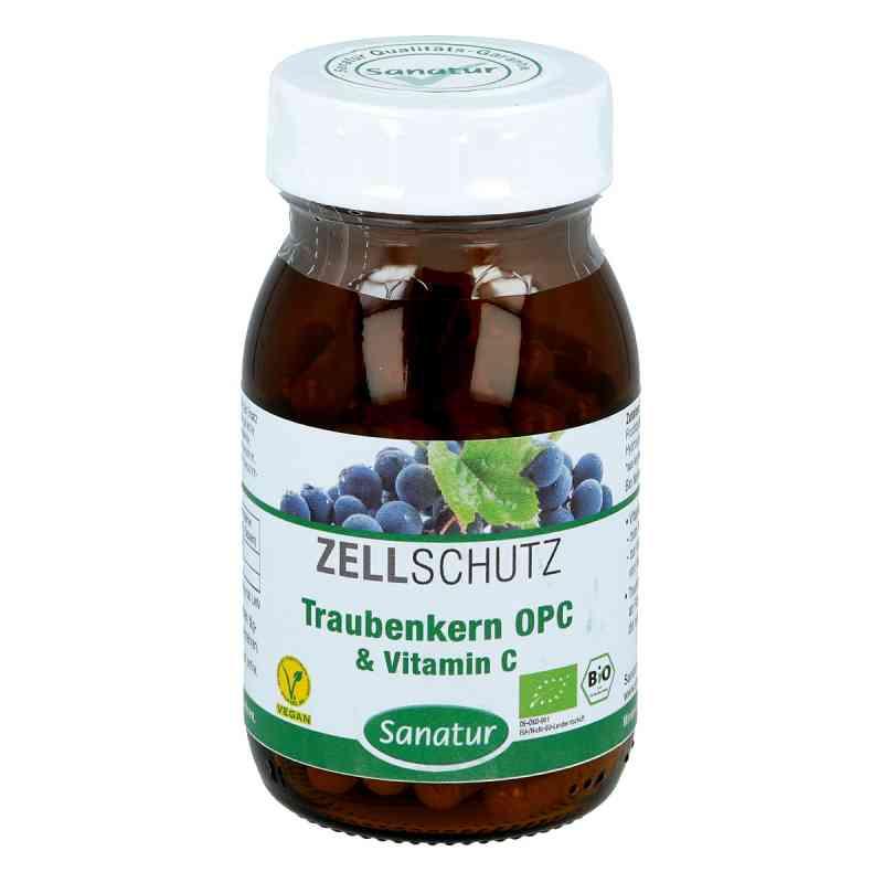 Opc Traubenkern & Vitamine C Kapseln  bei juvalis.de bestellen