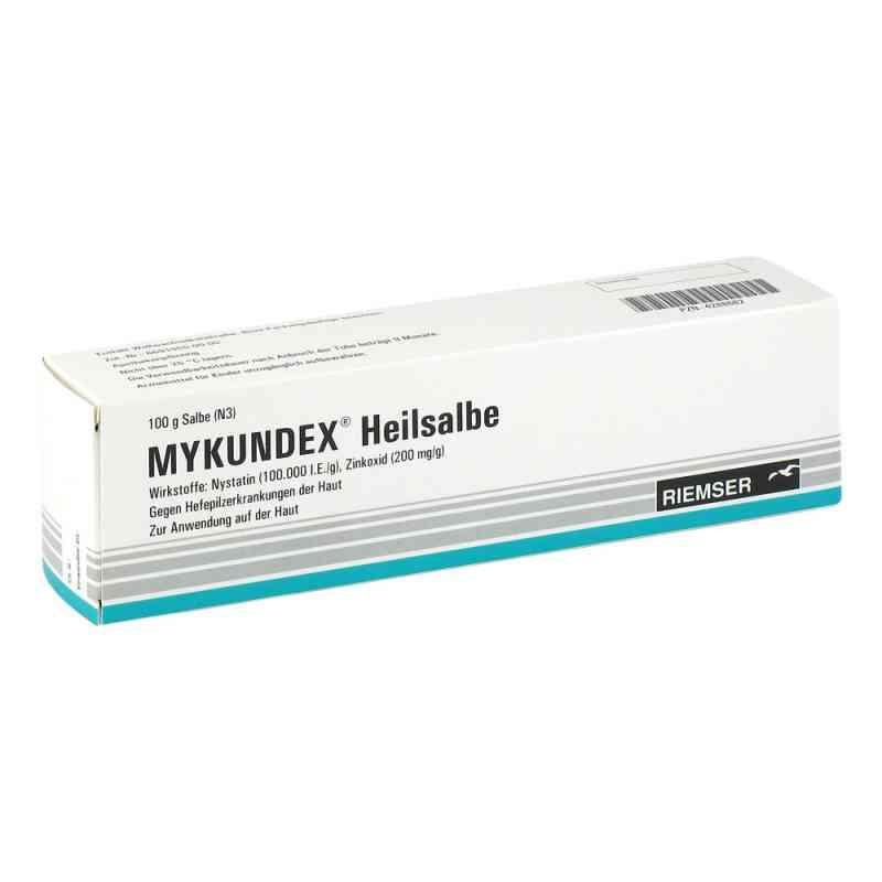Mykundex Heilsalbe  bei juvalis.de bestellen