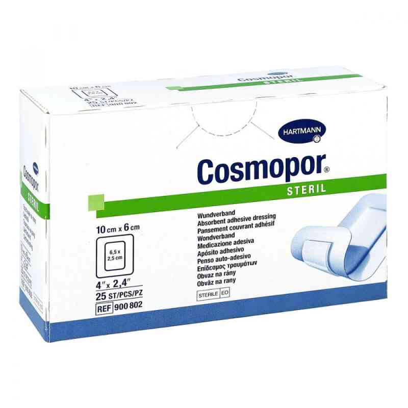 Cosmopor steril 6x10 cm  bei juvalis.de bestellen