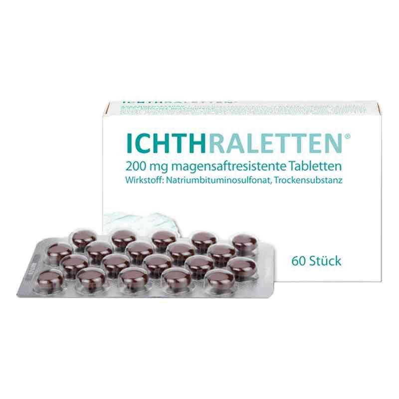 Ichthraletten magensaftresistente Tabletten  bei juvalis.de bestellen