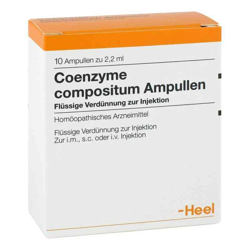 Coenzyme compositum Ampullen  bei juvalis.de bestellen