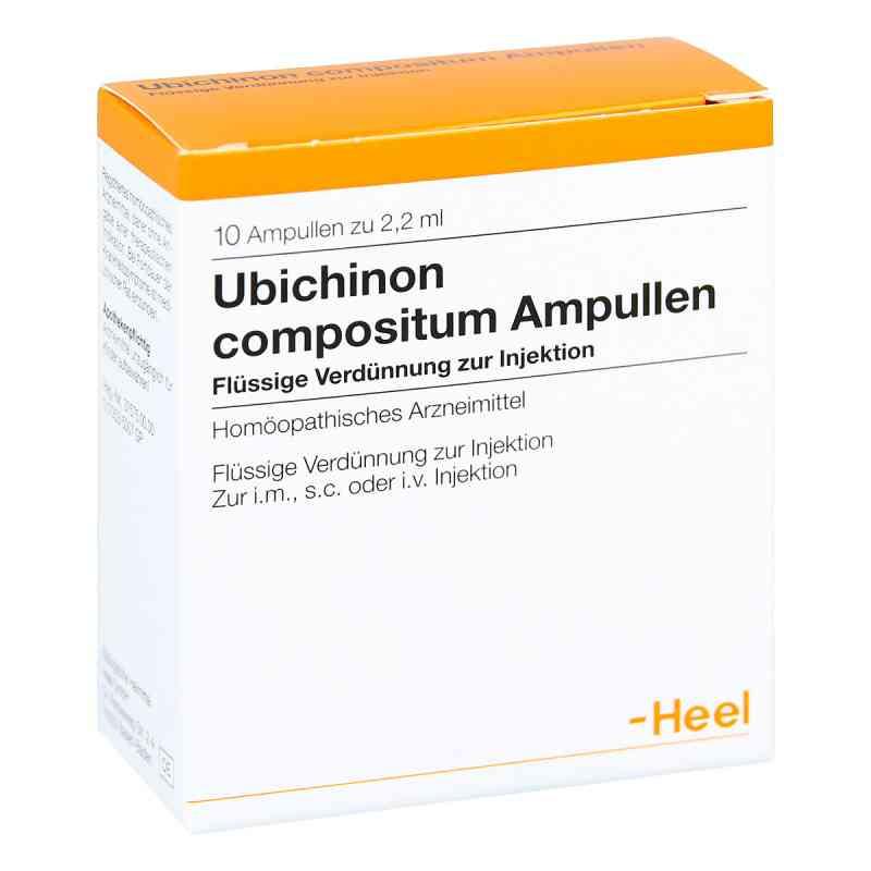Ubichinon compositus Ampullen  bei juvalis.de bestellen