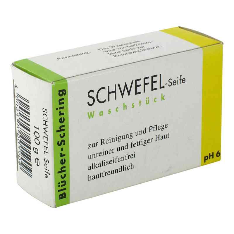 Schwefel Seife Blücher Schering  bei juvalis.de bestellen