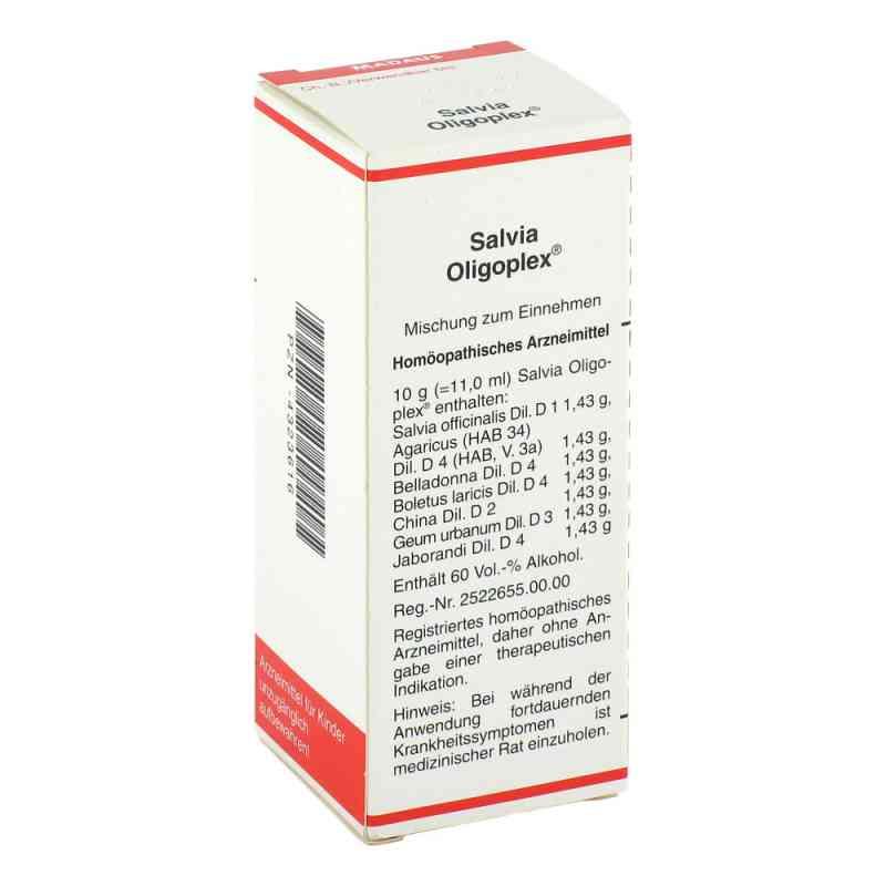 Salvia Oligoplex liquid.  bei juvalis.de bestellen