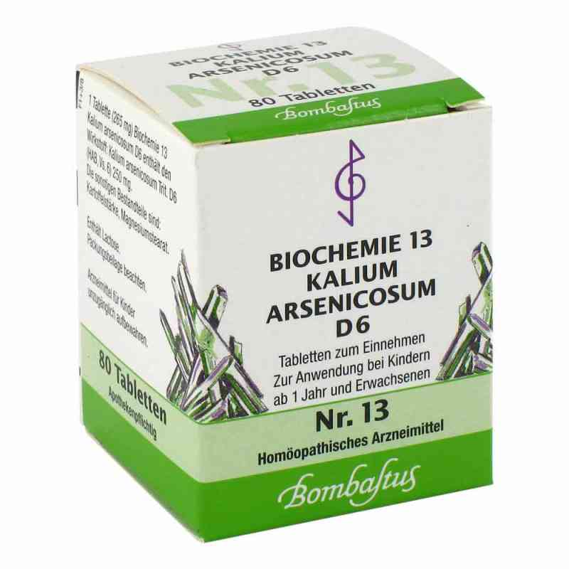 Biochemie 13 Kalium arsenicosum D6 Tabletten  bei juvalis.de bestellen