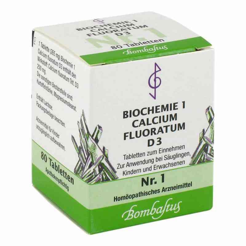 Biochemie 1 Calcium fluoratum D3 Tabletten  bei juvalis.de bestellen