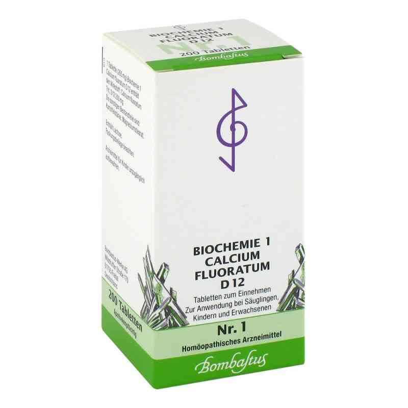 Biochemie 1 Calcium fluoratum D12 Tabletten  bei juvalis.de bestellen