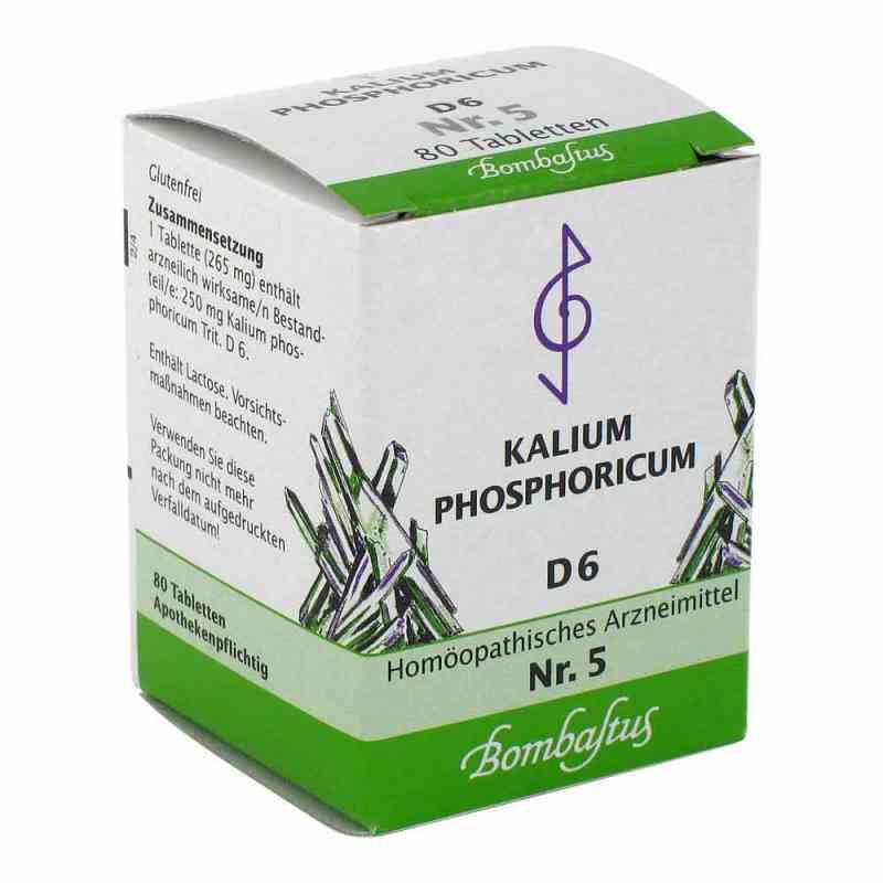 Biochemie 5 Kalium phosphoricum D6 Tabletten  bei juvalis.de bestellen