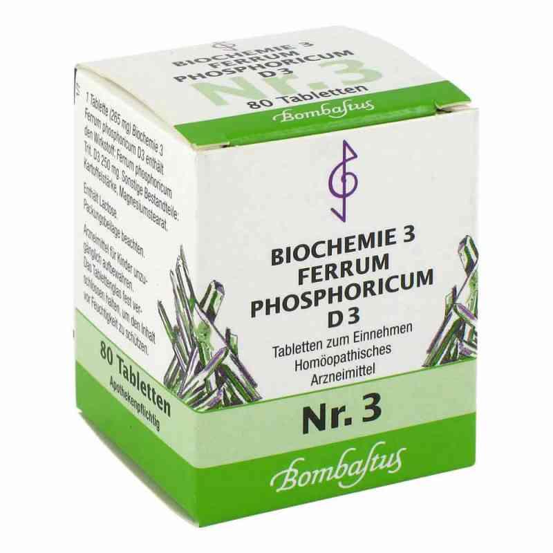 Biochemie 3 Ferrum phosphoricum D3 Tabletten  bei juvalis.de bestellen