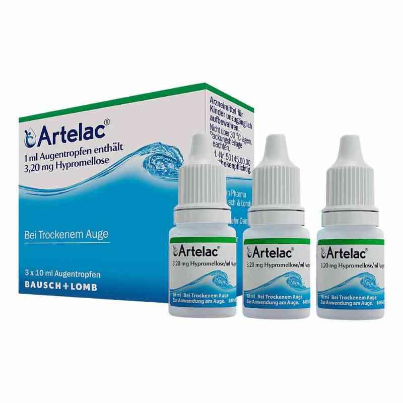 Artelac Augentropfen  bei juvalis.de bestellen
