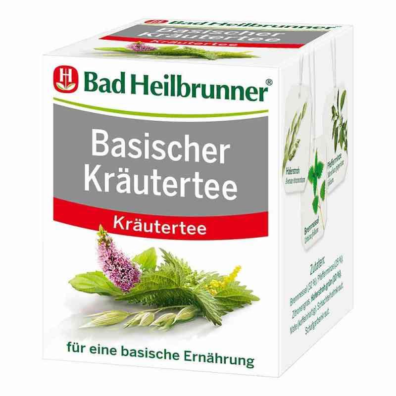Bad Heilbrunner Tee Basische Kräuter Filterbeutel  bei juvalis.de bestellen