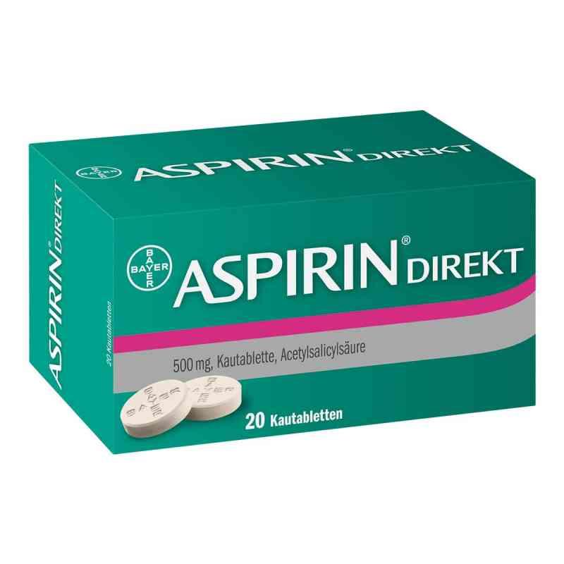 Aspirin Direkt  bei juvalis.de bestellen