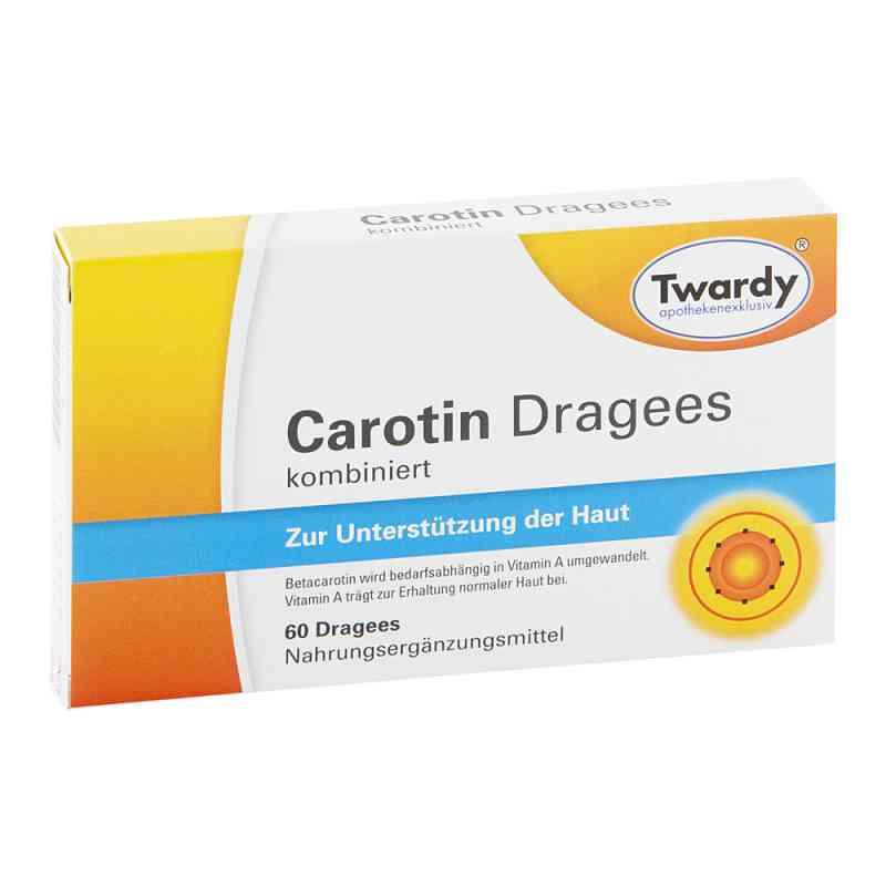 Carotin Dragees  bei juvalis.de bestellen