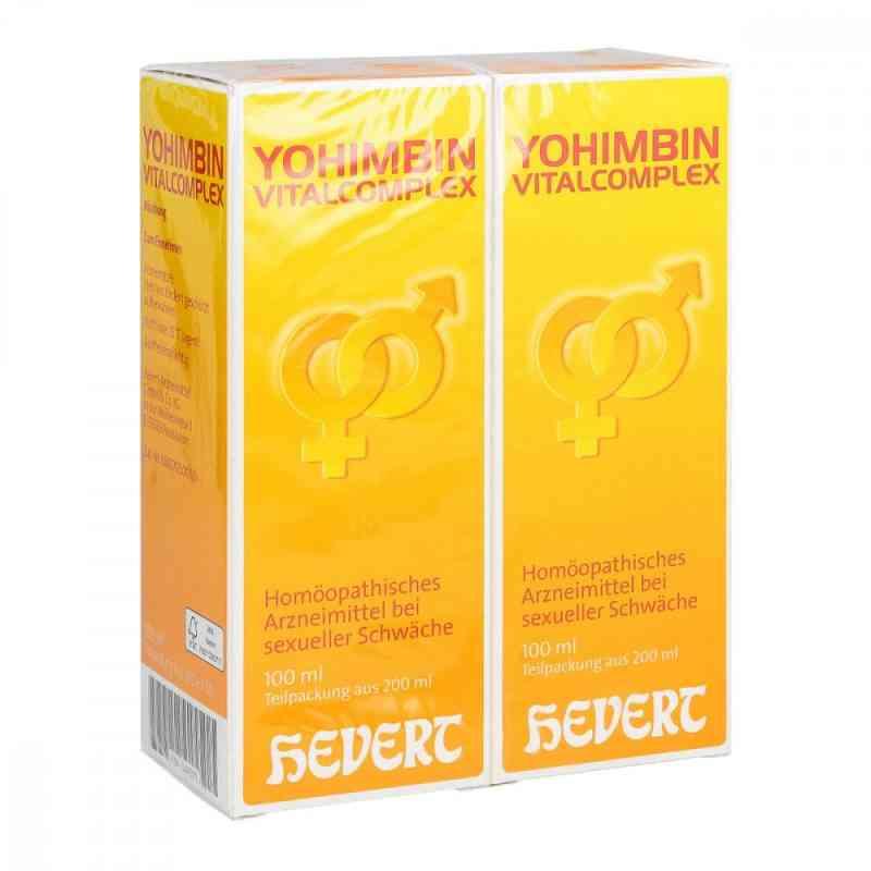 Yohimbin Vitalcomplex Hevert Tropfen  bei juvalis.de bestellen