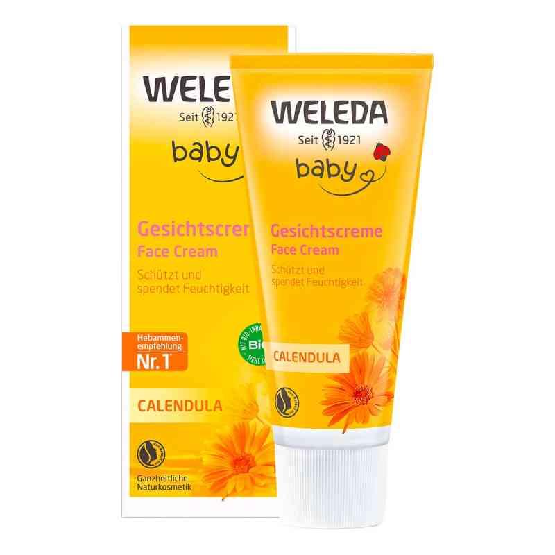 Weleda Calendula Gesichtscreme  bei juvalis.de bestellen