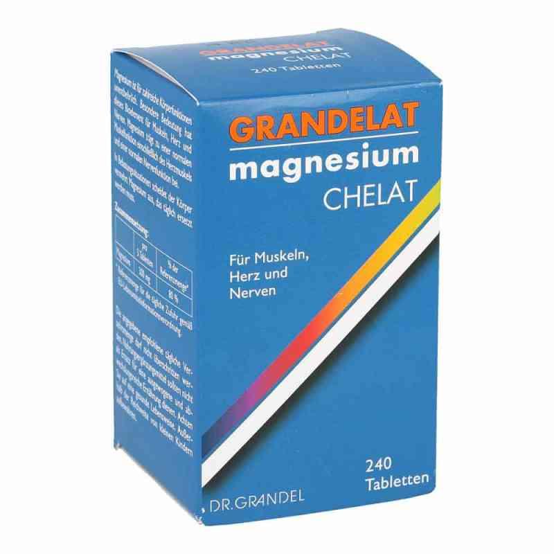 Grandelat Mag 60 Magnesium Tabletten  bei juvalis.de bestellen