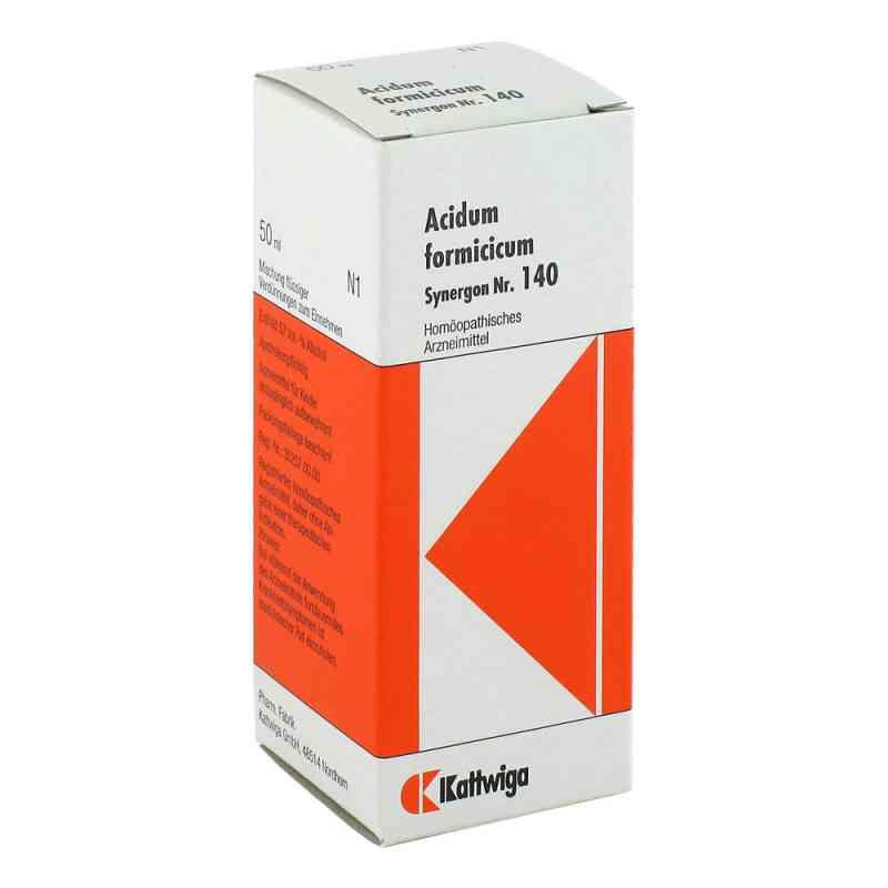 Synergon 140 Acidum Formic. Tropfen  bei juvalis.de bestellen