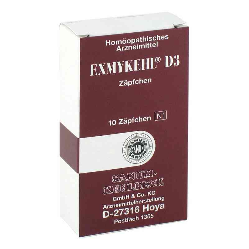 Exmykehl D3 Suppositorien  bei juvalis.de bestellen