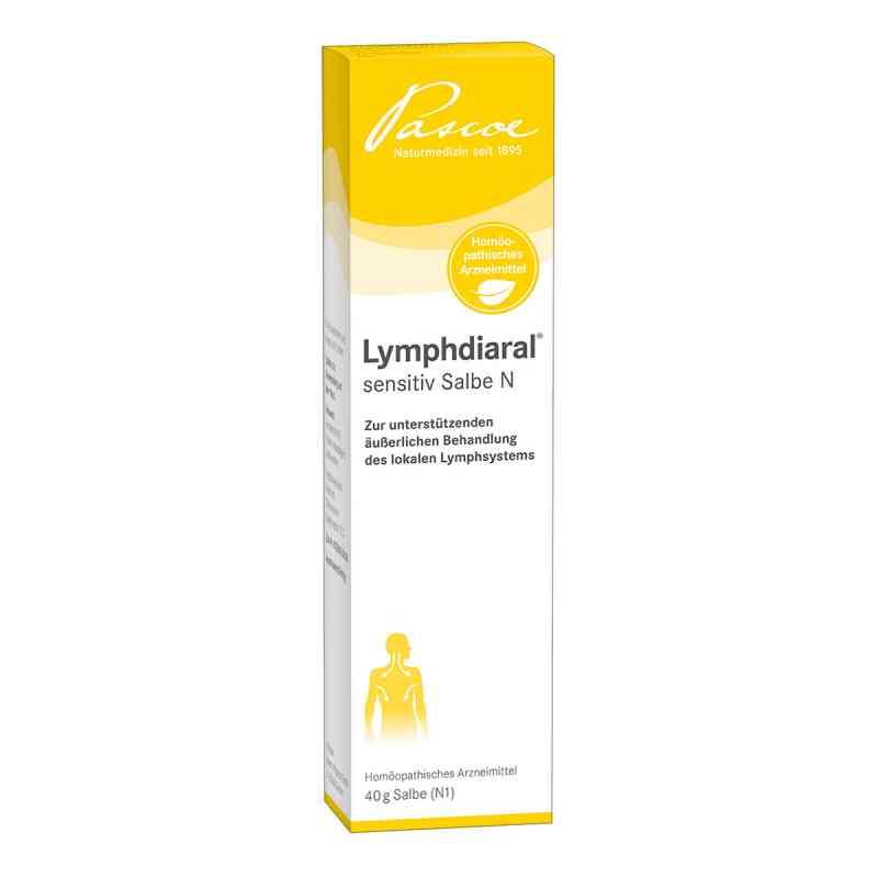 Lymphdiaral Sensitiv Salbe N  bei juvalis.de bestellen