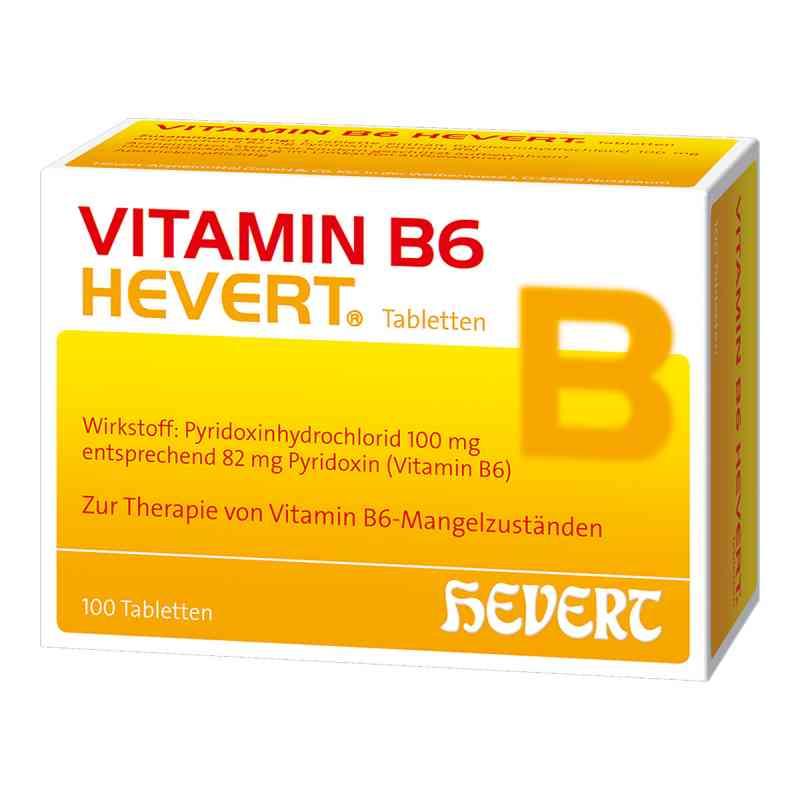 Vitamin B6 Hevert Tabletten  bei juvalis.de bestellen