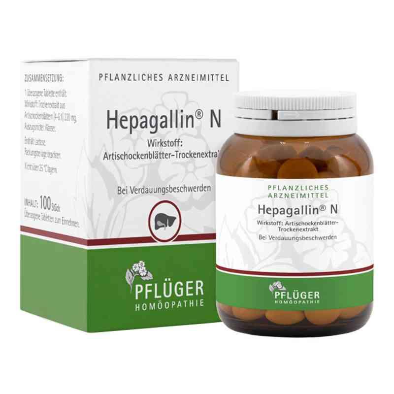 Hepagallin N  bei juvalis.de bestellen