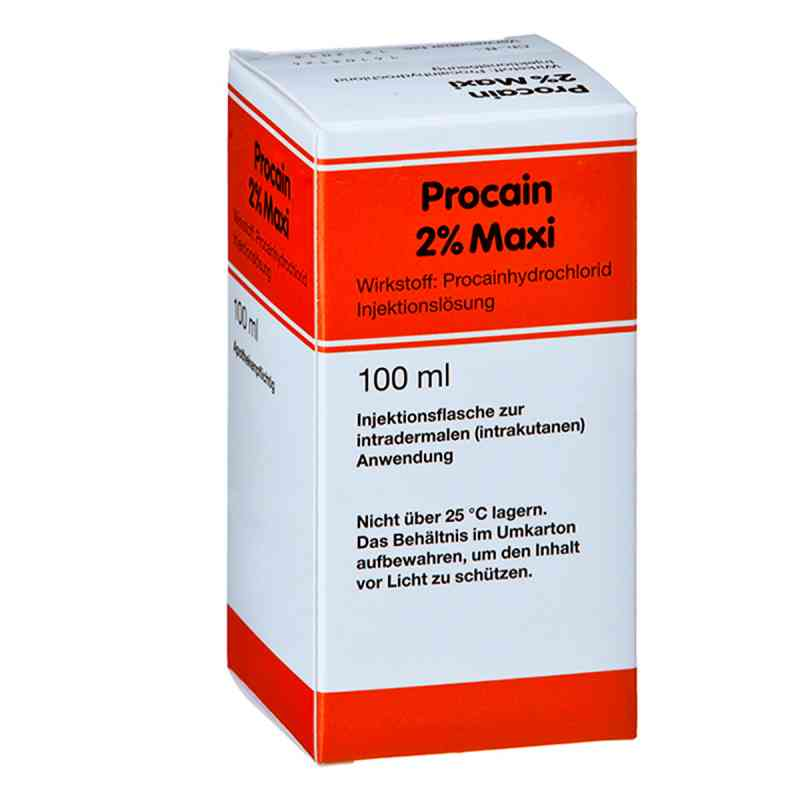 Procain Röwo 2% Maxi Injektionsflaschen  bei juvalis.de bestellen