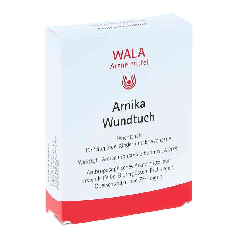 Arnika Wundtuch  bei juvalis.de bestellen