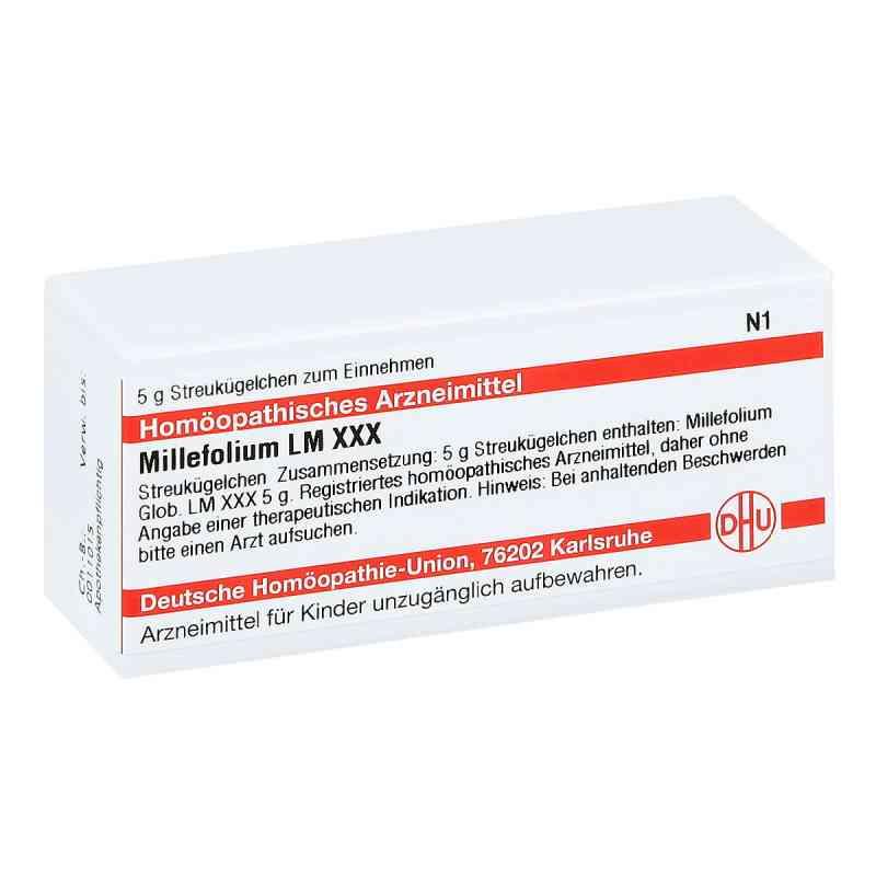 Lm Millefolium Xxx Globuli  bei juvalis.de bestellen