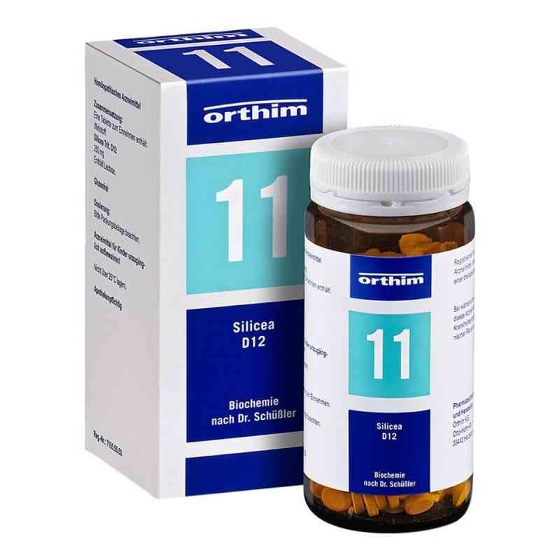 Biochemie Orthim 11 Silicea D12 Tabletten  bei juvalis.de bestellen