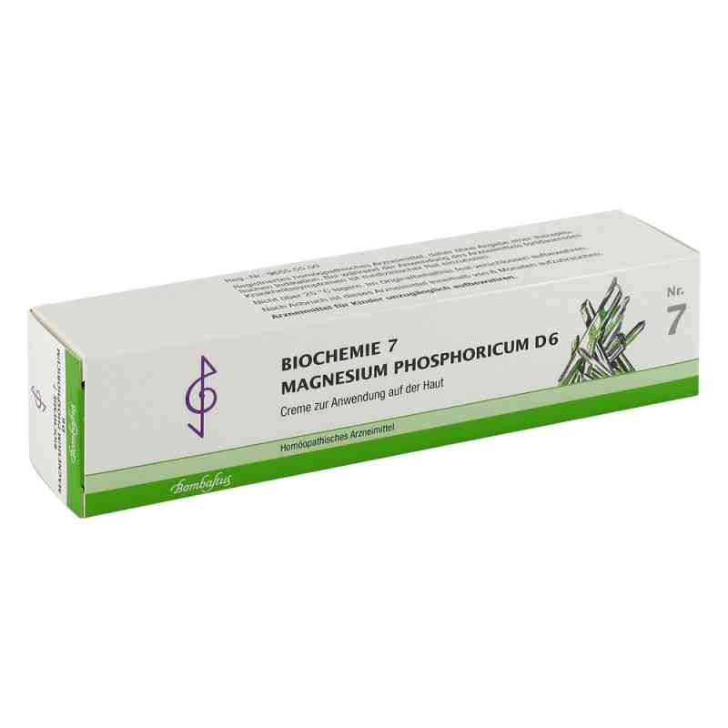 Biochemie 7 Magnesium phosphoricum D 6 Creme  bei juvalis.de bestellen