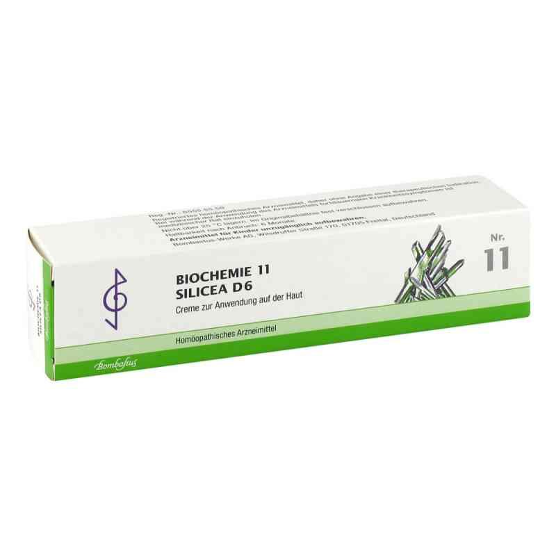 Biochemie 11 Silicea D 6 Creme  bei juvalis.de bestellen