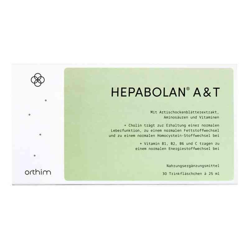 Hepabolan A&t Trinkampullen  bei juvalis.de bestellen