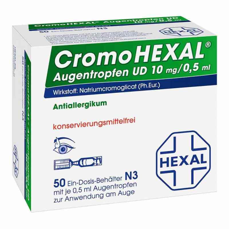 CromoHEXAL Augentropfen UD  bei juvalis.de bestellen