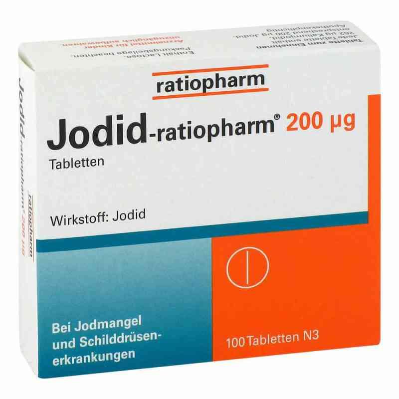 Jodid-ratiopharm 200μg  bei juvalis.de bestellen