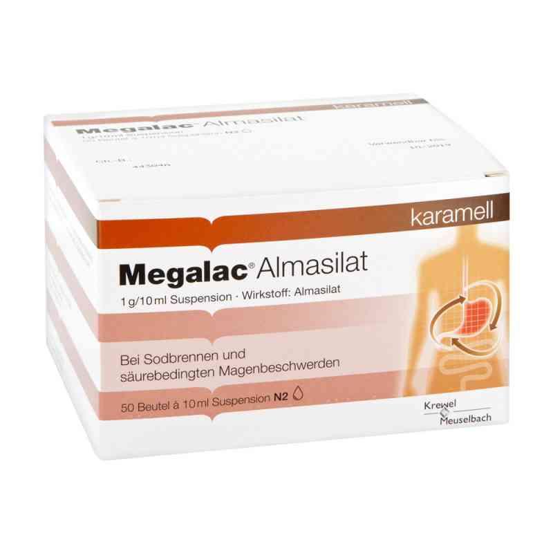 Megalac Almasilat Beutel  bei juvalis.de bestellen