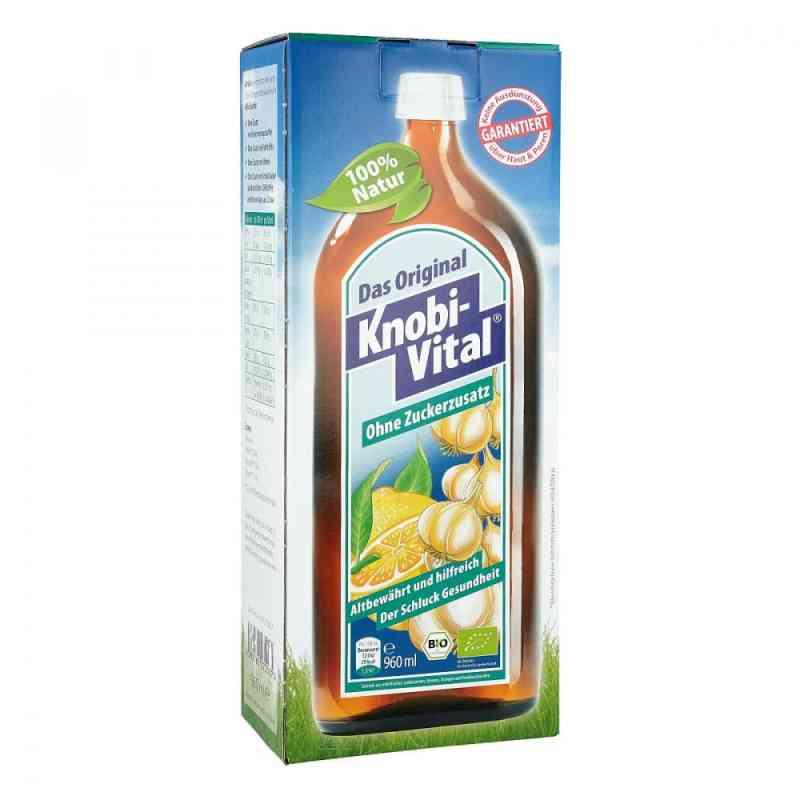 Knobivital ohne Zuckerzusatz  bei juvalis.de bestellen