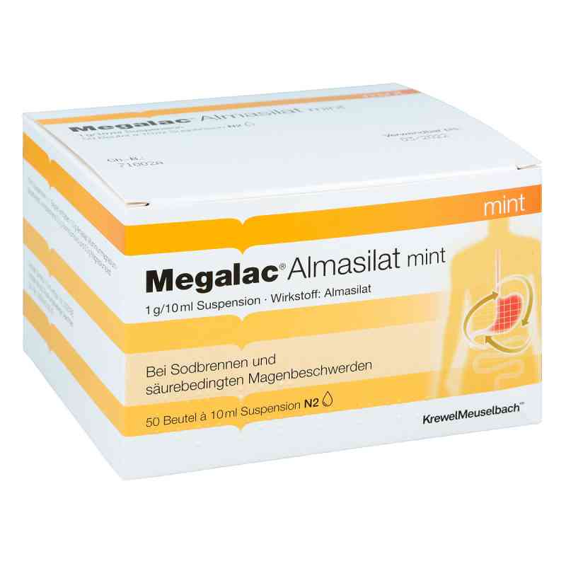 Megalac Almasilat mint Beutel  bei juvalis.de bestellen