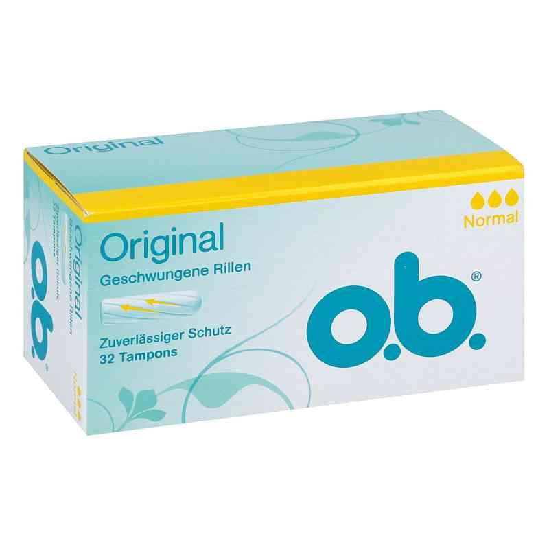 O.b. Tampons normal  bei juvalis.de bestellen