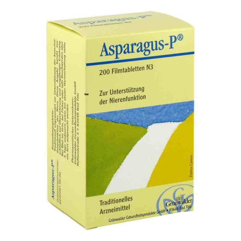 Asparagus-P  bei juvalis.de bestellen