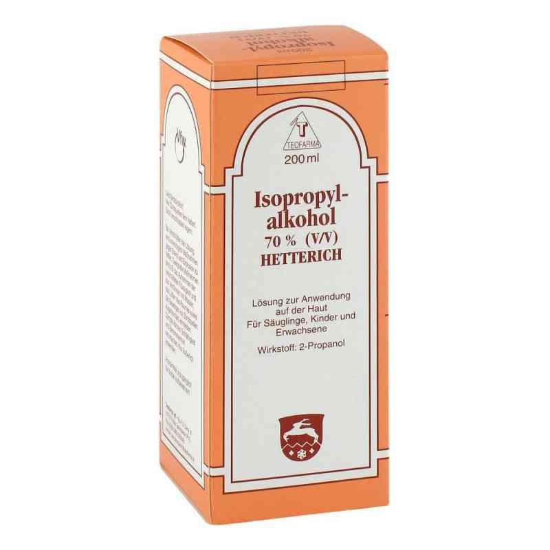 Isopropylalkohol 70% V/v Hetterich  bei juvalis.de bestellen