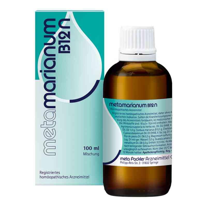 Metamarianum B 12 N Tropfen zum Einnehmen  bei juvalis.de bestellen